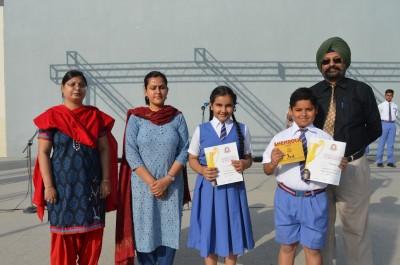 Inter School Declamation